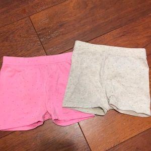 Girls Biker shorts